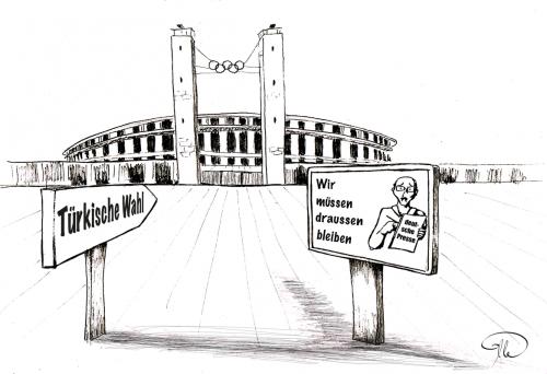 19 Türkische Wahl in Berlin